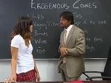 Young Schoolgirl Seduce Her Teacher