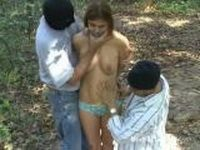 New Rape Victim in the Woods